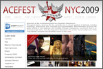 ACEFEST Film Festival website