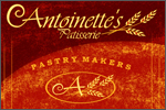 Antoinette's Patisserie label