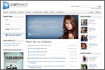 CastReach website