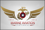 Marine Aviation Centenniail Logo