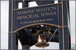 Marine Aviation Memorial Bell Tower